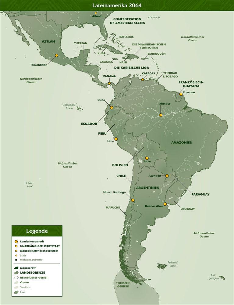 Lateinamerika 2064